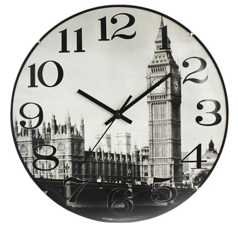 Irit IR-629 Англия настенные часы79 02459Настенные часы Irit IR-629 Англия - это элегантный и неотъемлемый элемент дизайна любого помещения. Корпус кварцевых часов выполнен из качественного пластика, который гарантирует не только их легкость, но и практичность, легкий монтаж и уход. Циферблат данной модели оформлен стильным и красивым принтом. Диаметр часов: 30,5 см.