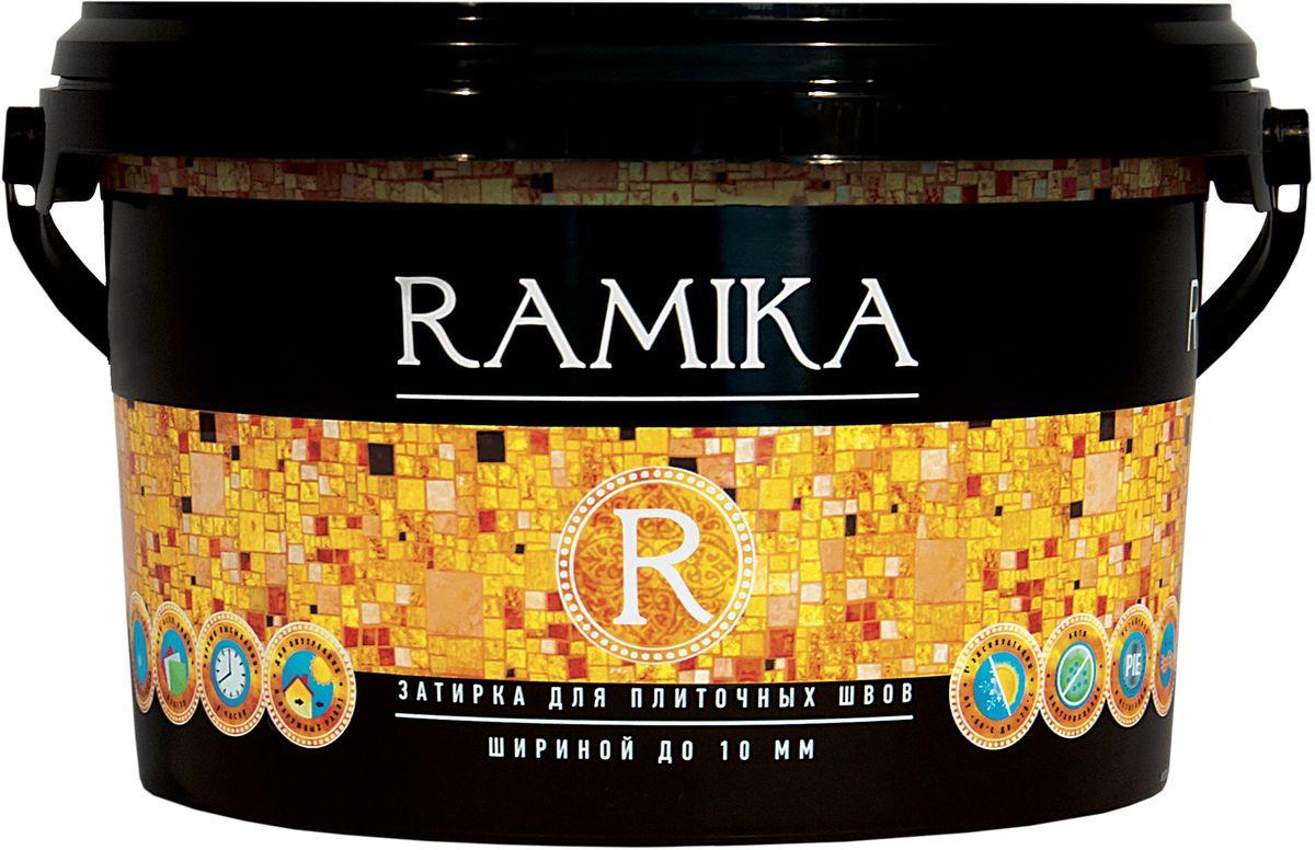 """Затирка универсальная """"Ramika"""", цвет: морская лазурь (017), 2 кг"""