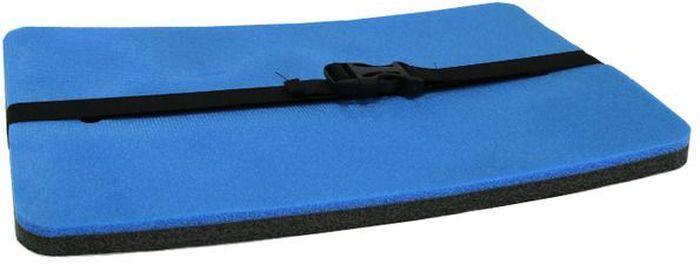 Сиденье универсальное Tramp, цвет: синий, 34х27х1,8 см. IRA-002IRA-002Внутренняя структура: Isolon 300 (Химический сшитый пенополиэтилен) Размер: 340х 270х 18 мм Материал: пенополиэтилен Размер в упаковке: 27х 34х 40 см Сидушка ? это приспособление для сидения на любой поверхности в любом месте Земли. Изготавливаются сидушки, эти мини коврики для сидени, отлично себя показавшие и используемые всеми туристами без исключения. Благодаря резинке для фиксации и удобной застежке типа «фастекс», надеть или снять сидушку, подогнать длину резинки под ваш размер не составляет труда. Великолепный теплоизолятор: на ней вы не замерзнете ни в туристическом походе, ни в обычной жизни: на стадионе, в машине или остановке электрички зимой, на дачных грядках. Сберегает от простуд и переохлаждений. Отличный влагоизолятор: не промокнете на земле, снегу, утренней росе, камнях, в байдарке ? на любых влажных поверхностях. Относительно мягка и упруга ? мелкими неровности, камешки и корни, любые твердые поверхности вам не страшны. Универсальный атрибут в...