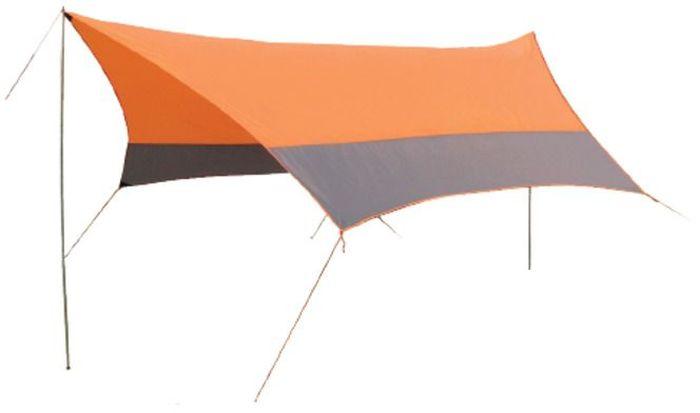 Тент Sol Tent orang, цвет: оранжевый, 440х440 см. SLT-011.02