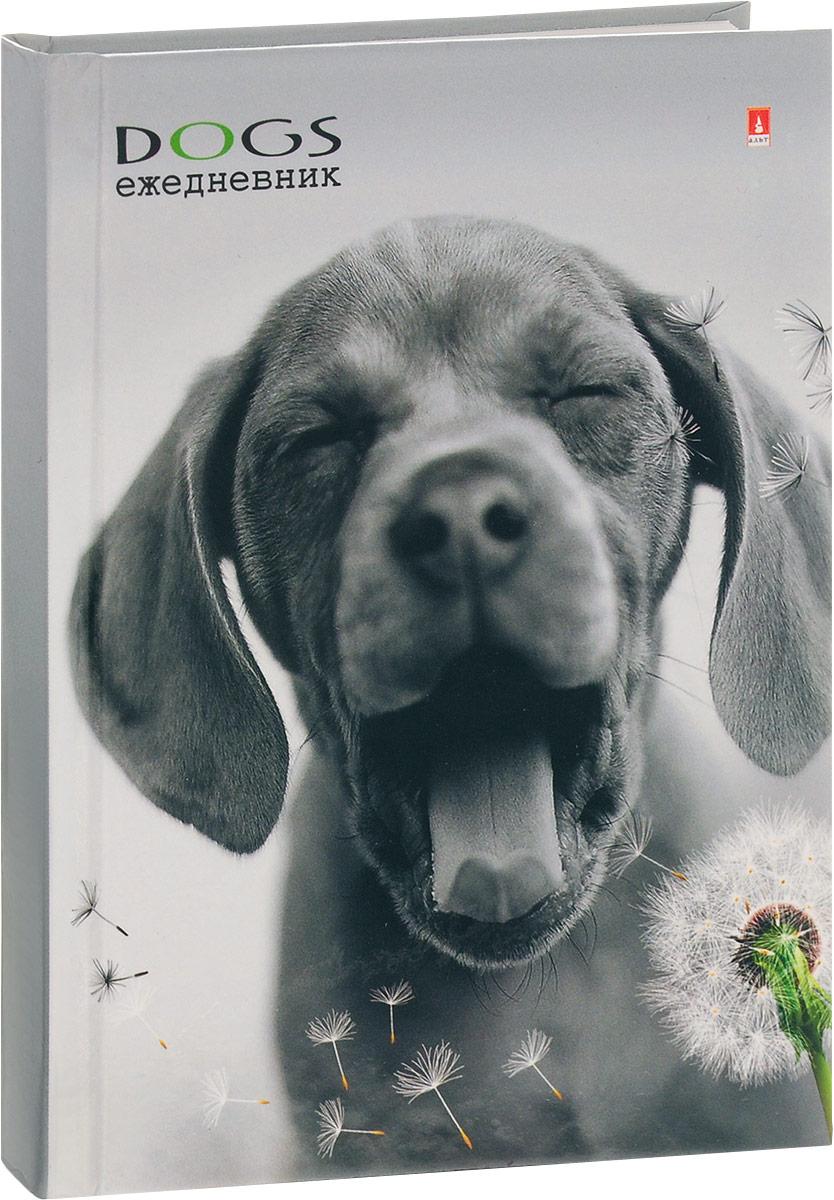 Альт Ежедневник Dogs недатированный 128 листов3-028/13 Д_пес зеваетЕжедневник Альт Dogs - важный аксессуар любого современного человека. Настольный ежедневник позволит систематизировать входящую информацию и оптимизировать график встреч, не отходя от рабочего места. Обложка изготовлена из плотного картона. Ежедневник надежно скреплен сшитым переплетом. Внутренний блок ежедневника состоит из 128 листов белой бумаги высшего сорта. Недатированный блок ежедневника не ограничен по сроку годности, его можно использовать на протяжении нескольких лет без привязки к году. Первая страница предназначена для заполнения личной информации пользователя. Далее вы найдете календарь на 2017-2020 годы. Также в ежедневнике вы найдете следующую информацию: международные телефонные коды, телефонные коды России, Беларуси, Казахстана и Армении, греческие буквы, города-миллионники России, Казахстана, Беларуси и Армении, единицы измерения, буквенные коды стран, религиозные праздники, размеры одежды, страны мира, термины международной торговли. На последних страницах...