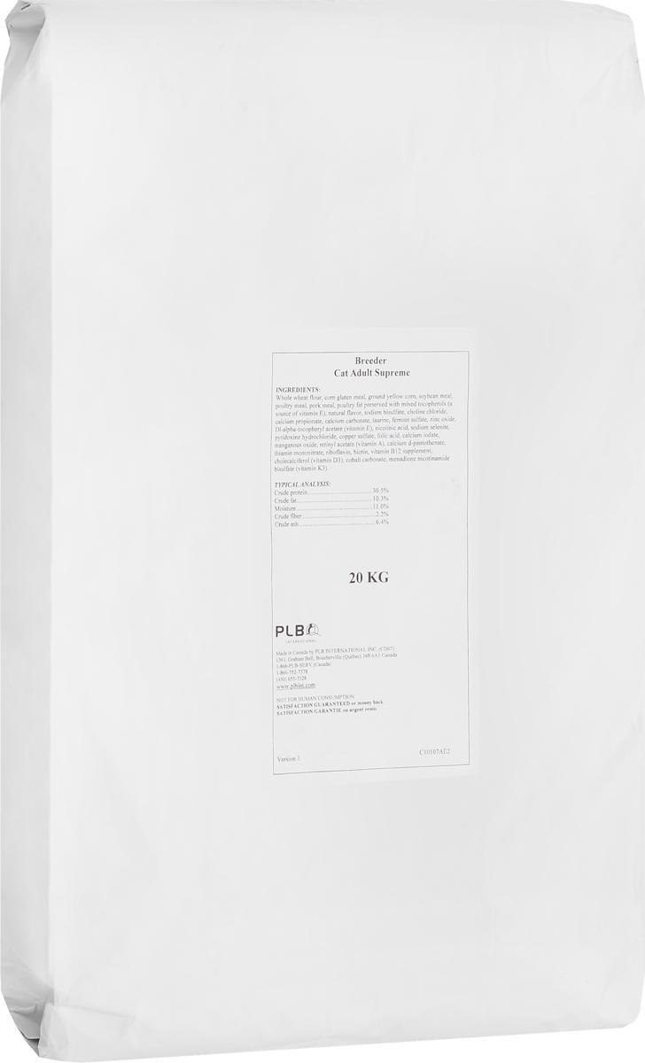 Корм сухой Pronature Эврика MIX, для кошек, 20 кг102.113