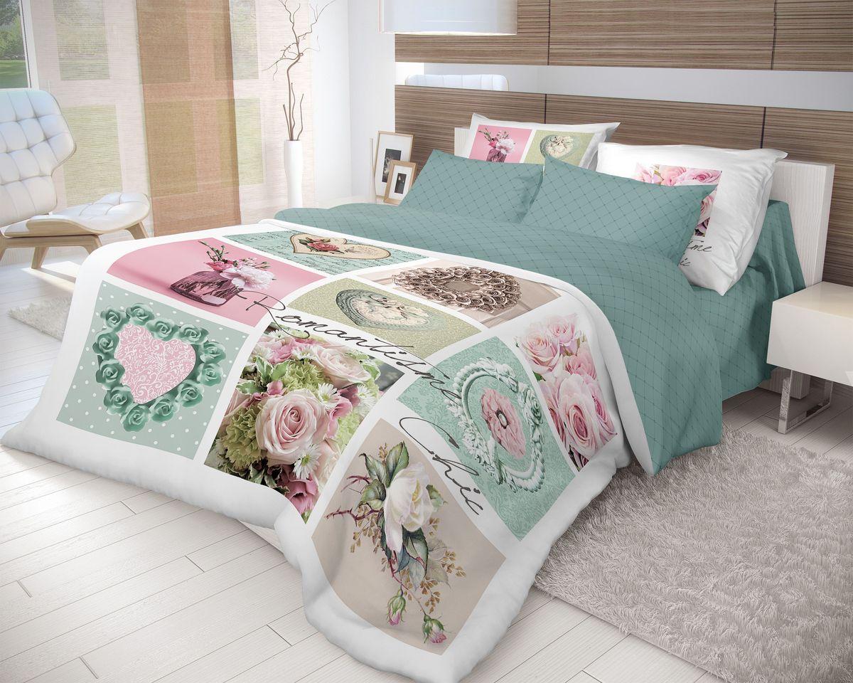 Комплект белья Волшебная ночь Frame, 2-спальный, наволочки 70х70. 704068704068