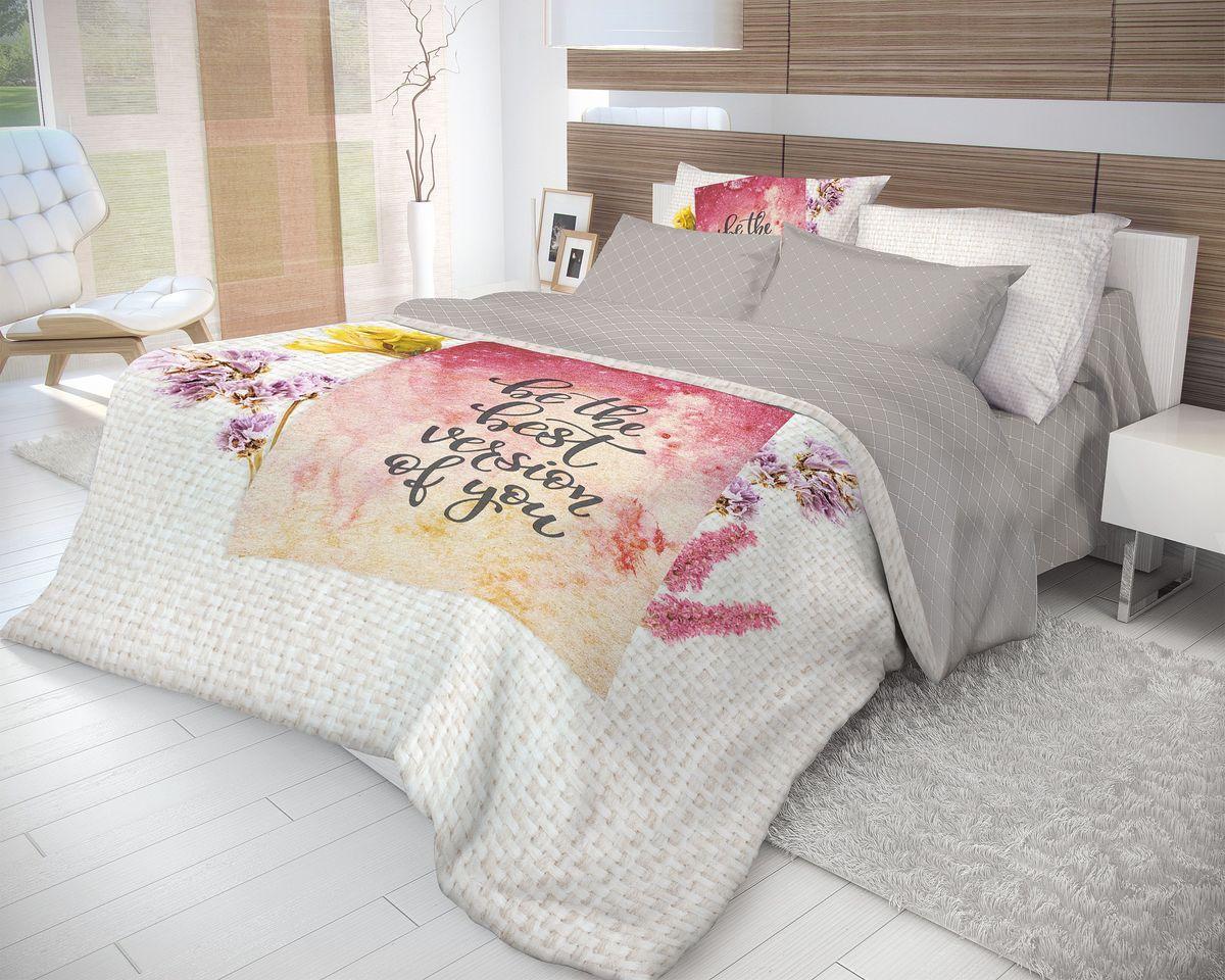 Комплект белья Волшебная ночь Postcard, 1,5-спальный, наволочки 50х70706773