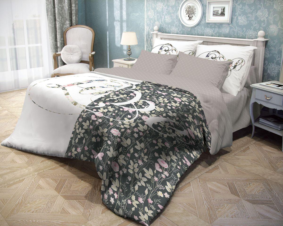 Комплект белья Волшебная ночь Amour, 2-спальный, наволочки 70х70. 710588710588