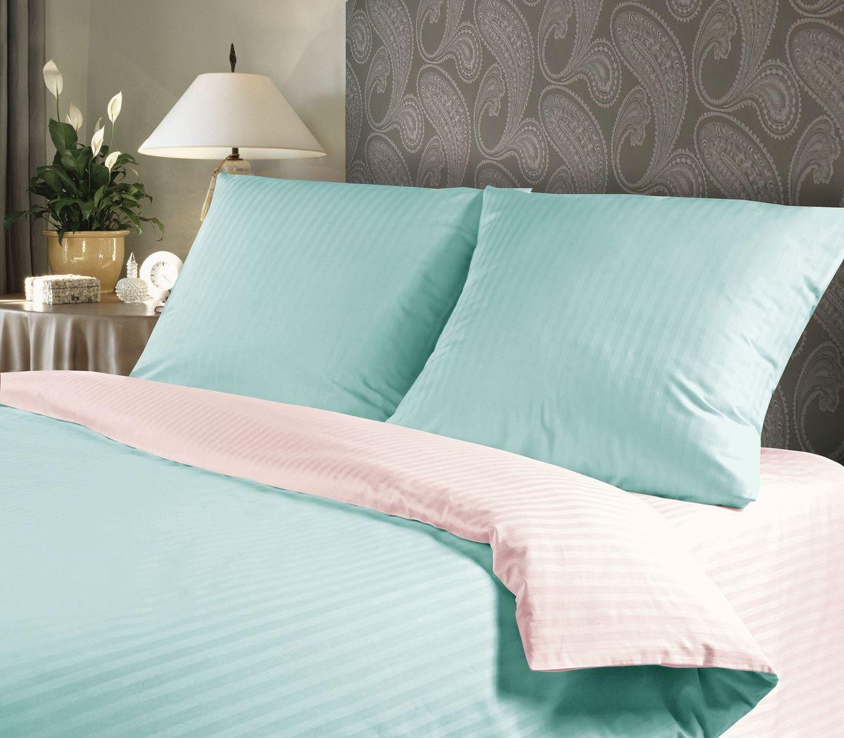 Комплект белья Verossa Sunset, 1,5-спальный, наволочки 70х70711208