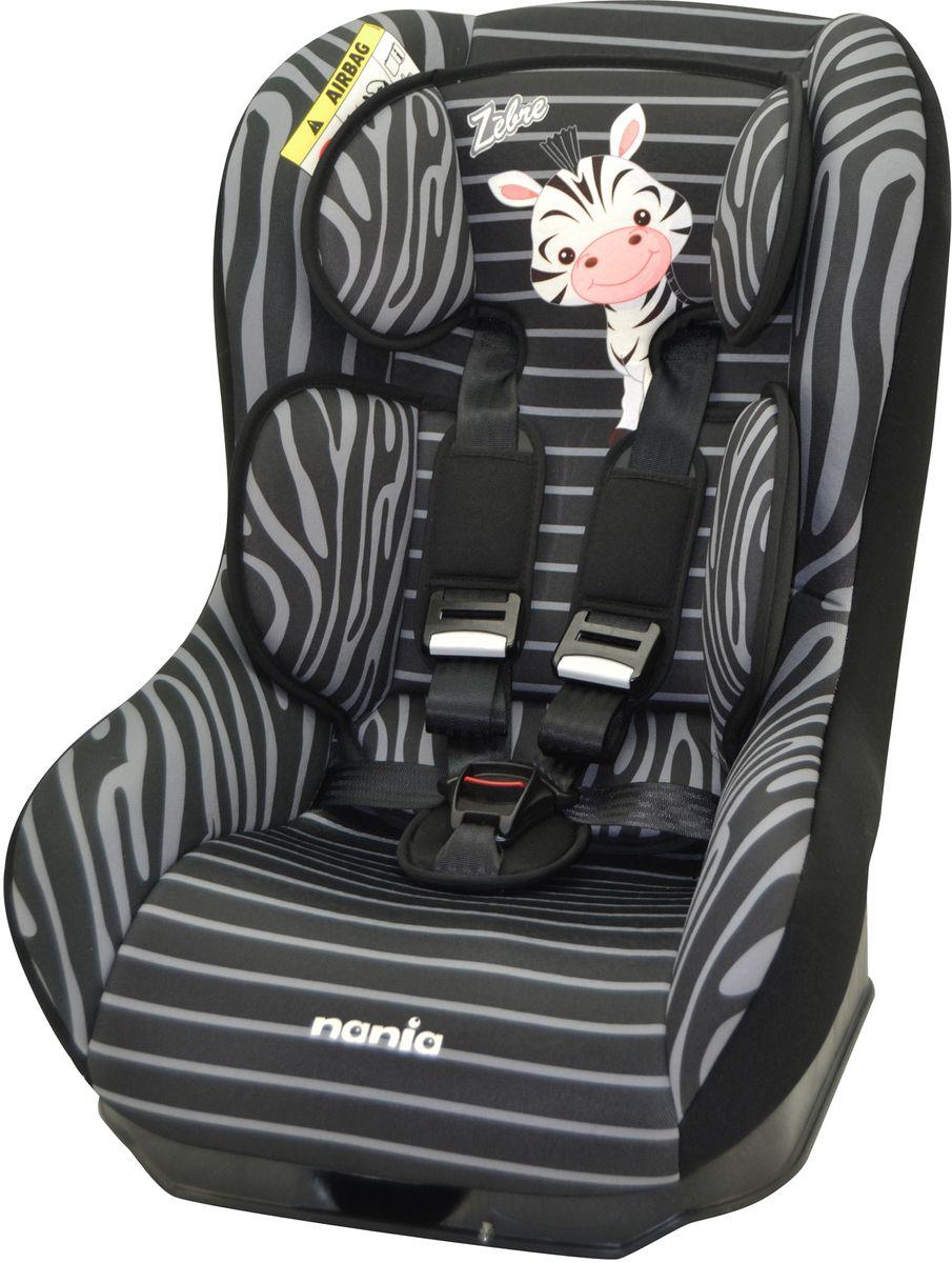 Nania Автокресло Driver от 0 до 18 кг цвет zebra