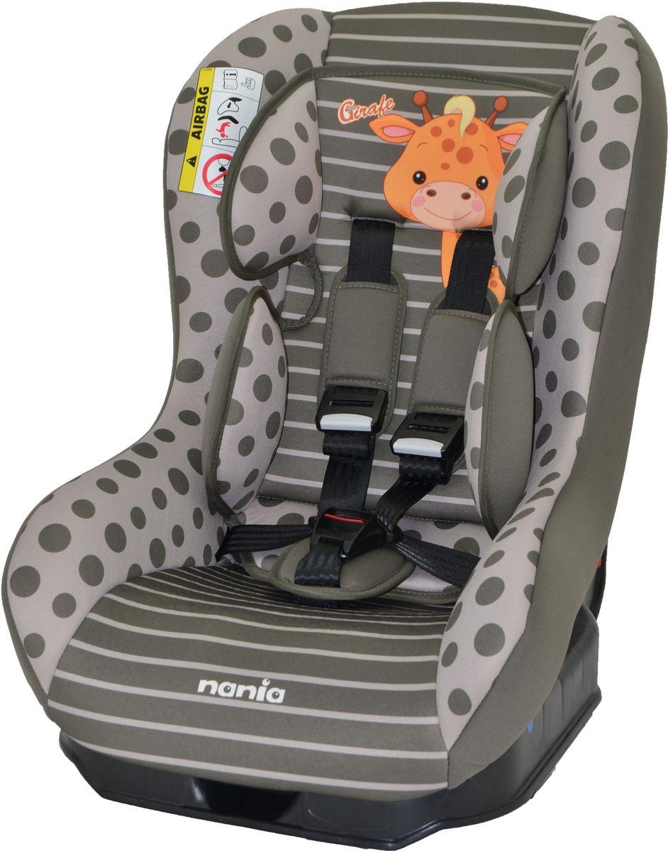 Nania Автокресло Driver от 0 до 18 кг цвет girafe
