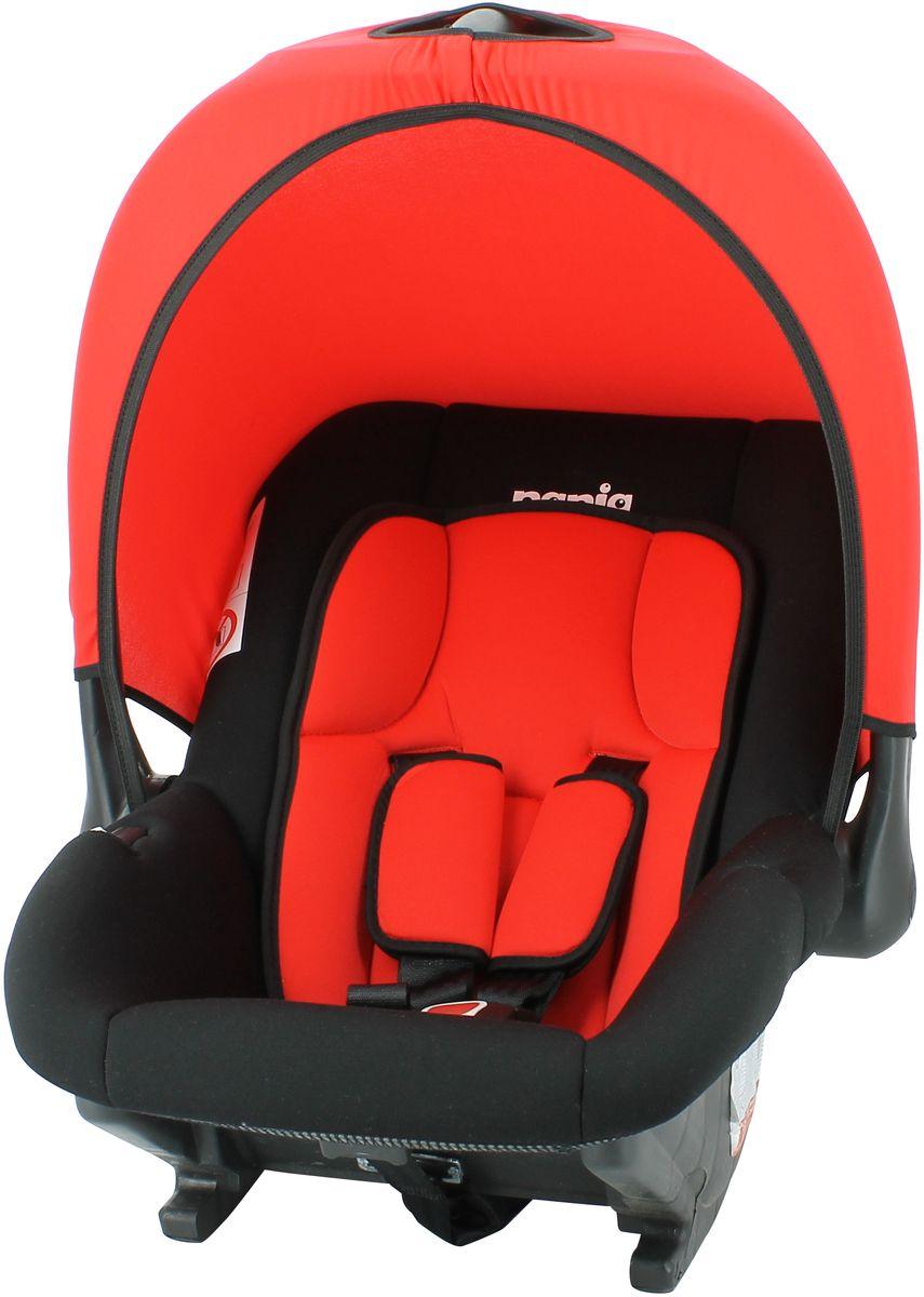 Nania Автокресло Baby Ride Eco от 0 до 13 кг цвет red