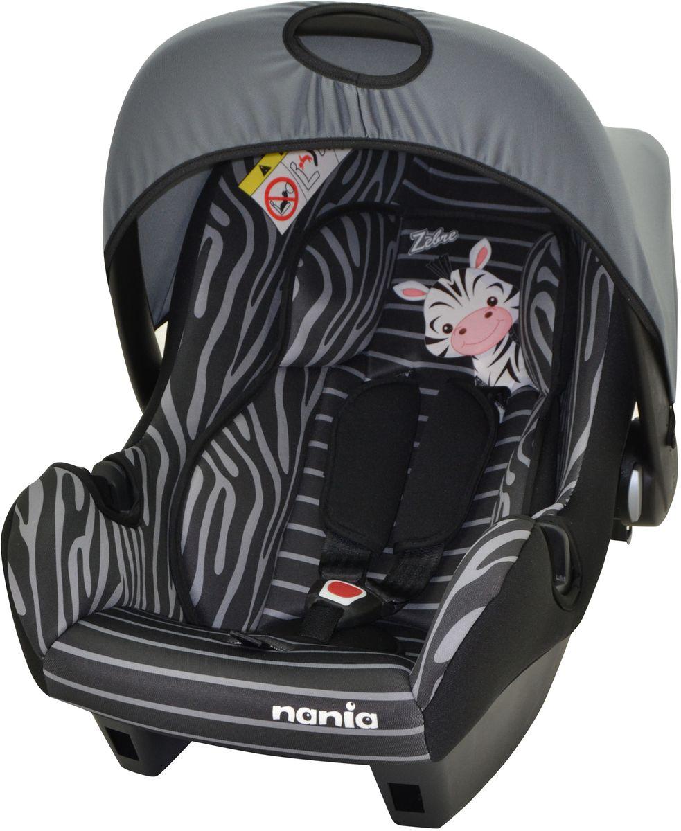 Nania Автокресло Beone SP от 0 до 13 кг цвет zebra