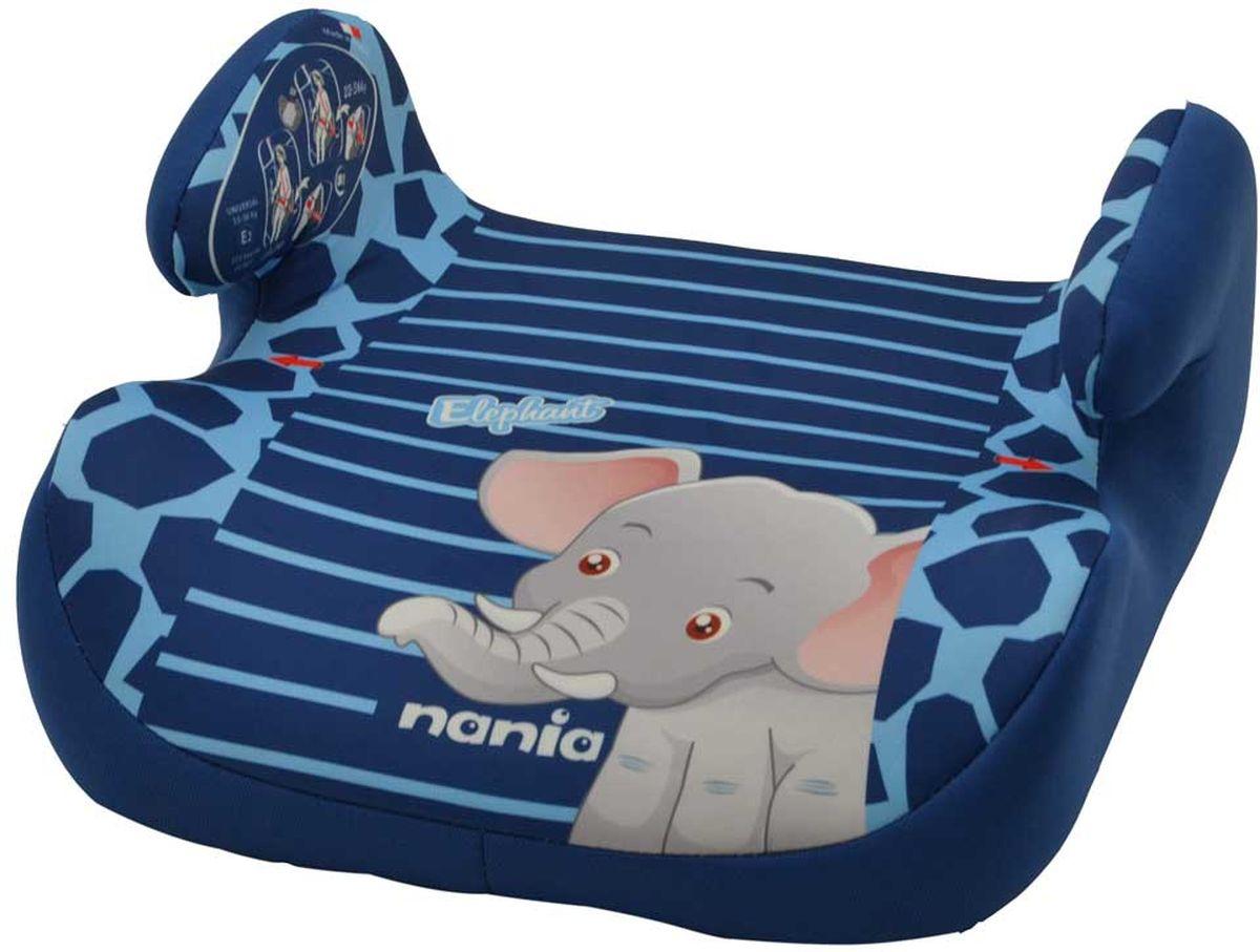 Nania Автокресло Topo Comfort от 15 до 36 кг цвет elephant