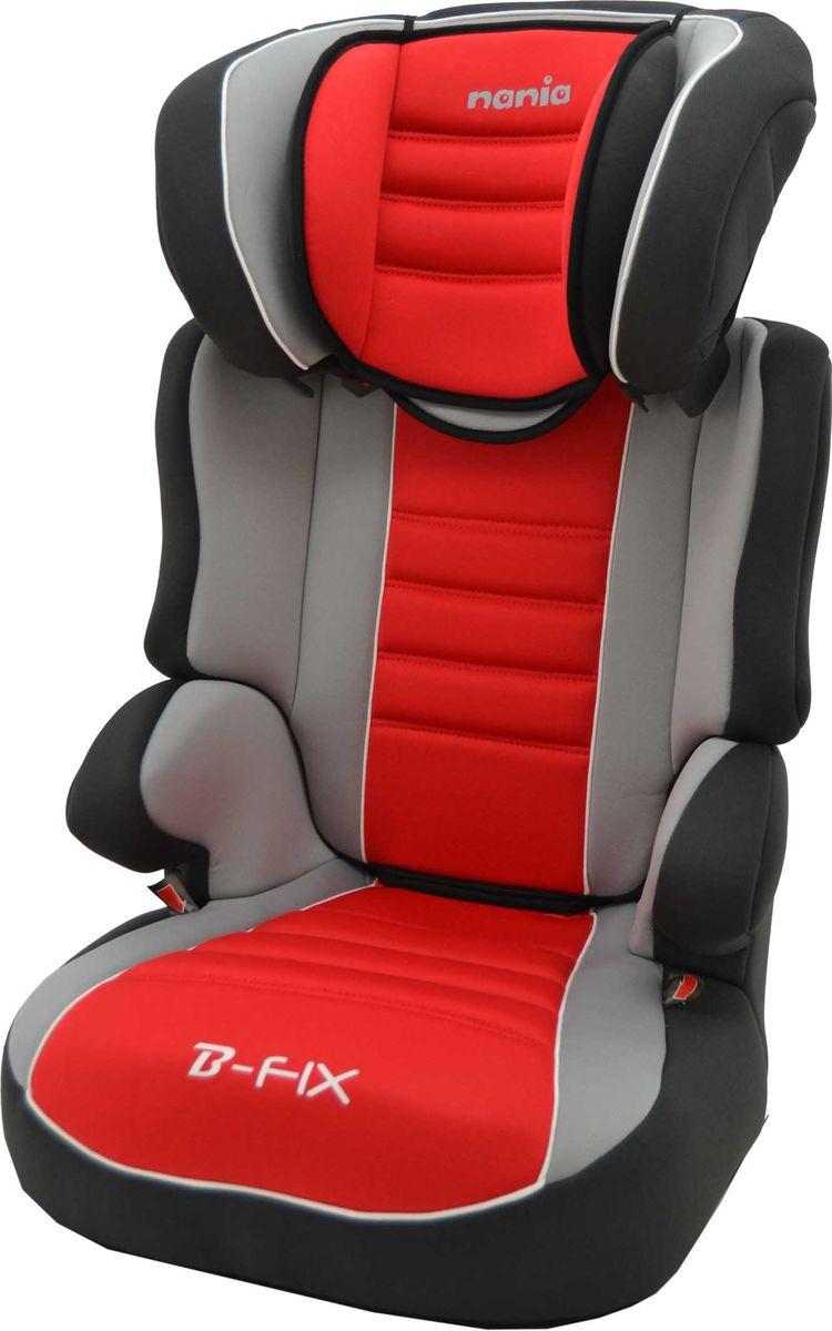 Nania Автокресло Befix SP LX от 15 до 36 кг цвет agora carmin