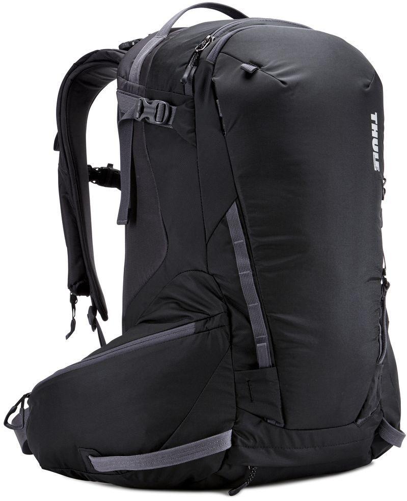 Горнолыжный рюкзак Thule Upslope Snowsports Backpack, цвет: темно-серый, 35 л209100Thule Upslope, 35 л - Рюкзак для катания вне трасс с легким доступом к снаряжению без необходимости снимать рюкзак.