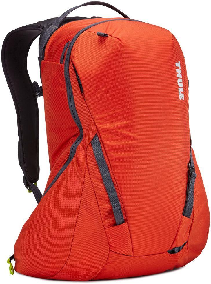 Горнолыжный рюкзак Thule Upslope, цвет: оранжевый, 20 л209201Thule Upslope 20L - Легкий доступ к снаряжению в горах без необходимости снимать рюкзак.