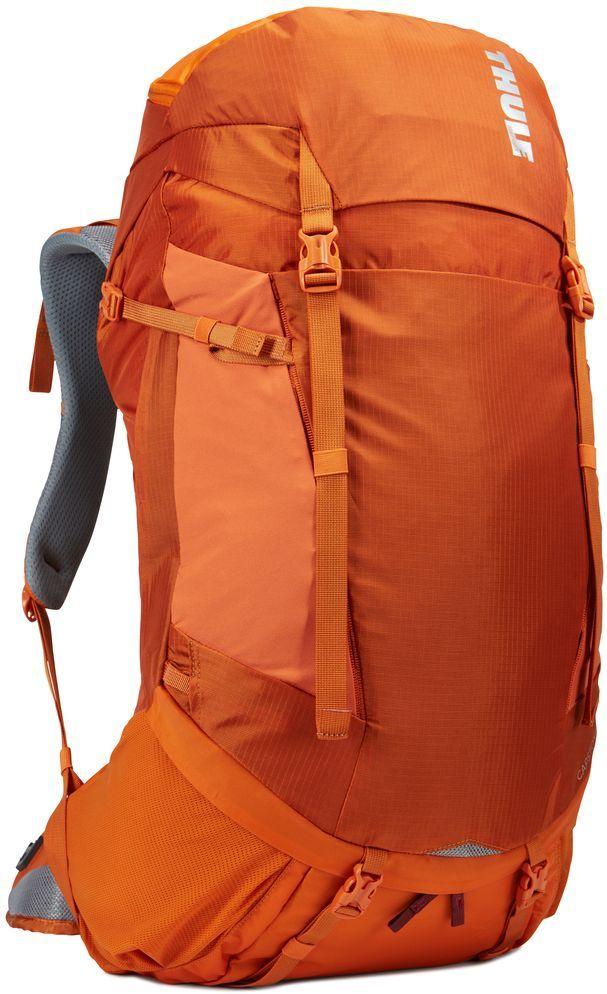 Рюкзак туристический мужской Thule Capstone, цвет: коричневый, 40 л223202Подходит для путешествий на целый день или коротких путешествий с ночевкой. Имеет полностью регулируемую подвеску, воздухопроницаемую заднюю панель и дождевой чехол.