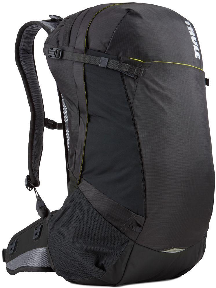 Рюкзак туристический мужской Thule Capstone, цвет: темно-серый, 32 л224100Подходит для путешествий на целый день, имеет регулируемую подвеску, воздухопроницаемую заднюю панель и вшитый дождевой чехол.
