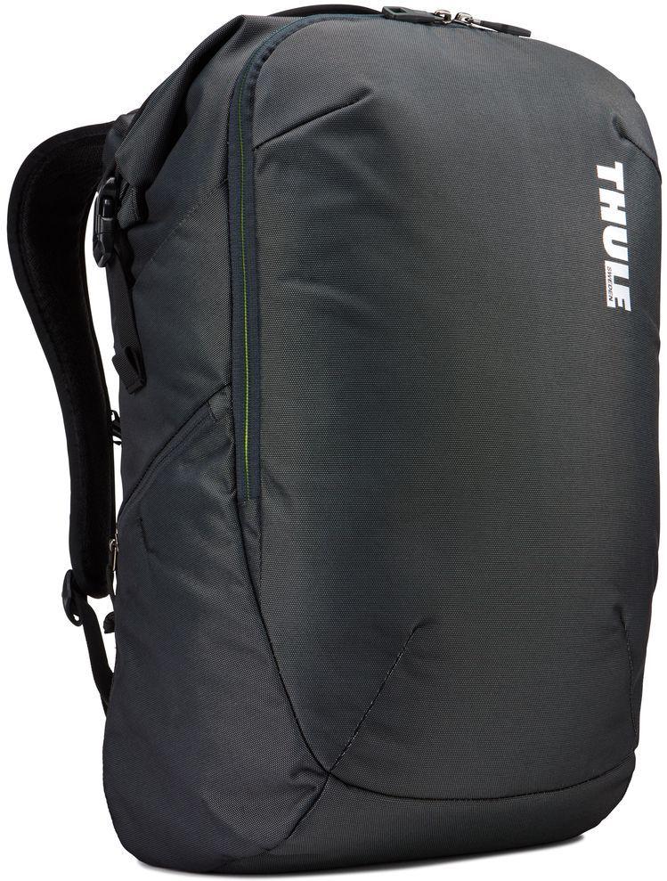Рюкзак городской Thule Subterra Backpack, цвет: темно-серый, 34 л3203440Рюкзак двойного назначения, который можно использовать как дорожную сумку или как обычный рюкзак. Отделение для хранения вещей пригодится для дальних поездок, выньте его при повседневном использовании.