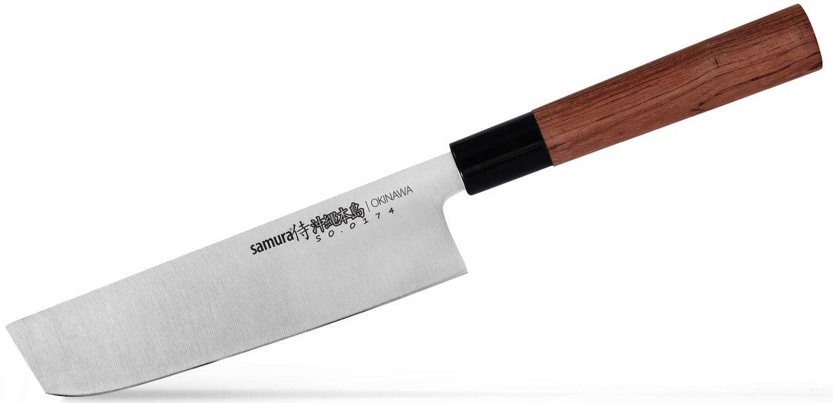 Нож Samura Okinawa. Накири. SO-0174/16SO-0174/16