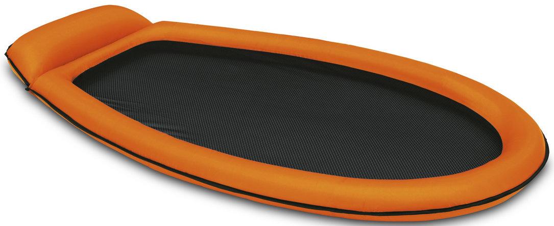 Надувной матрас-сетка Intex, цвет: оранжевый, 178 х 94 см. с58836с58836надувной матрас-сетка 178х94см.