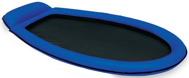 Надувной матрас-сетка Intex, цвет: синий, 178 х 94 см. с58836с58836надувной матрас-сетка 178х94см.