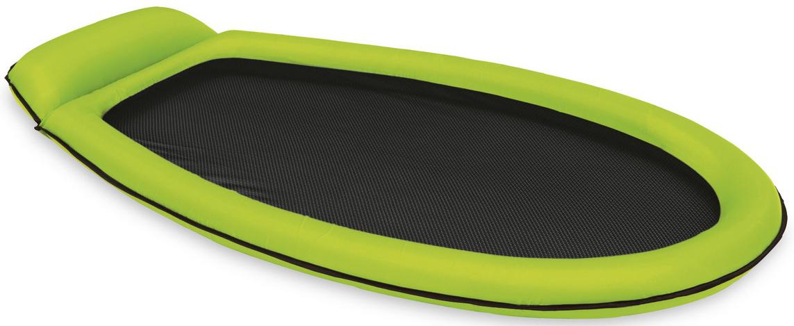 Надувной матрас-сетка Intex, цвет: зеленый, 178 х 94 см. с58836с58836надувной матрас-сетка 178х94см.