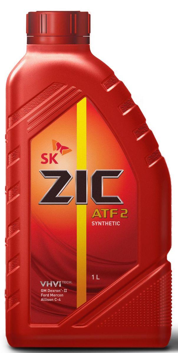 Масло трансмиссионное ZIС ATF 2, 1 л. 132623132623ZIС ATF 2 - высококачественная синтетическая жидкость для автоматических трансмиссий, произведенная на основе базового масла YUBASE и сбалансированного пакета присадок от ведущего мирового производителя. Плотность при 15°C: 0,8432 г/см3. Температура вспышки: 226°С. Температура застывания: -47,5°С. Индекс вязкости: 168.
