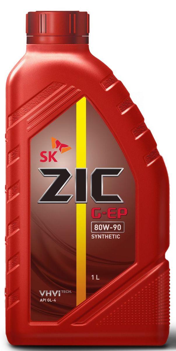 Масло трансмиссионное ZIС G-EP, класс вязкости 80W-90, API GL-4, 1 л. 132625