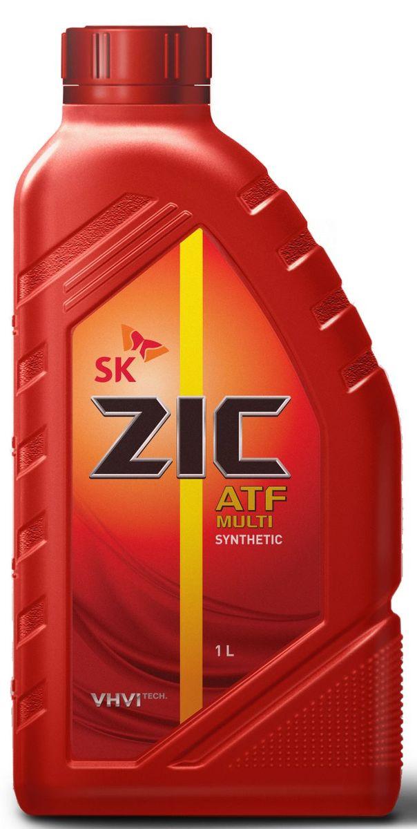 Масло трансмиссионное ZIС ATF Multi, 1 л. 132628132628ZIС ATF Multi - универсальное синтетическое трансмиссионное масло для автоматических коробок передач, превосходящее требования стандарта JASO-1A, на основе которого разрабатываются спецификации жидкостей для АКПП. Плотность при 15°C: 0,8437 г/см3. Температура вспышки: 224°С. Температура застывания: -50°С. Индекс вязкости: 172.