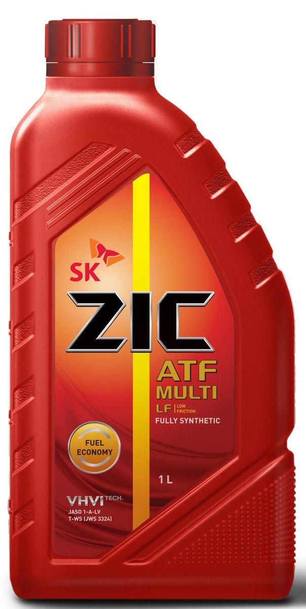 Масло трансмиссионное ZIС ATF Multi LF, 1 л. 132665132665ZIС ATF Multi LF - универсальное синтетическое трансмиссионное масло с пониженной вязкостью для автоматических коробок передач нового поколения. Плотность при 15°C: 0,85 г/см3. Температура вспышки: 208°С. Температура застывания: -51°С. Индекс вязкости: 157.