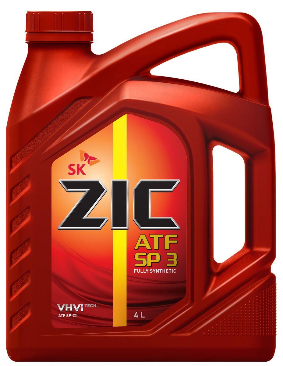 Масло трансмиссионное ZIС ATF SP 3, 4 л. 162627, ZIC