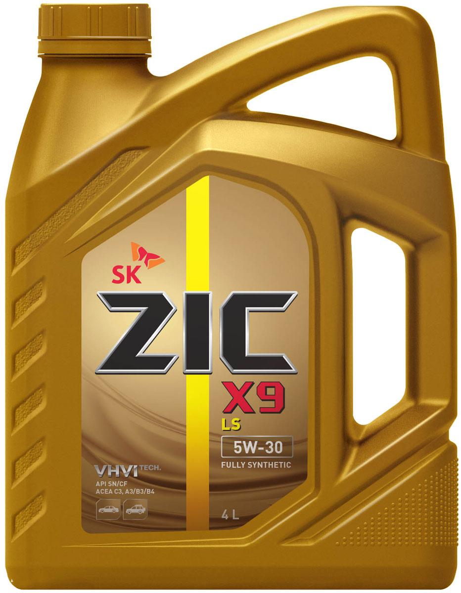 Масло моторное ZIC X9 LS, синтетическое, класс вязкости 5W-30, API SN/CF, 4 л. 162608162608ZIC X9 LS - полностью синтетическое моторное масло премиум- класса, изготовленное по технологии Low SAPS (пониженное содержание сульфатной золы, фосфора и серы), что обеспечивает дополнительную защиту дизельного сажевого фильтра и каталитического нейтрализатора выхлопных газов. Создано на основе самых современных технологий в области смазочных материалов, благодаря чему оно обладает исключительными противоизносными свойствами и экологичностью. Плотность при 15°C: 0,8524 г/см3. Температура вспышки: 216°С. Температура застывания: -37,5°С. Индекс вязкости: 173.