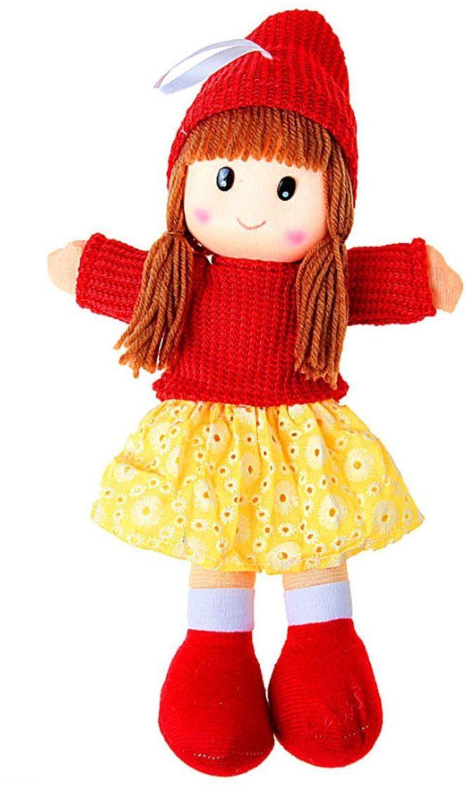 Sima-land Мягкая кукла в шапке 327437