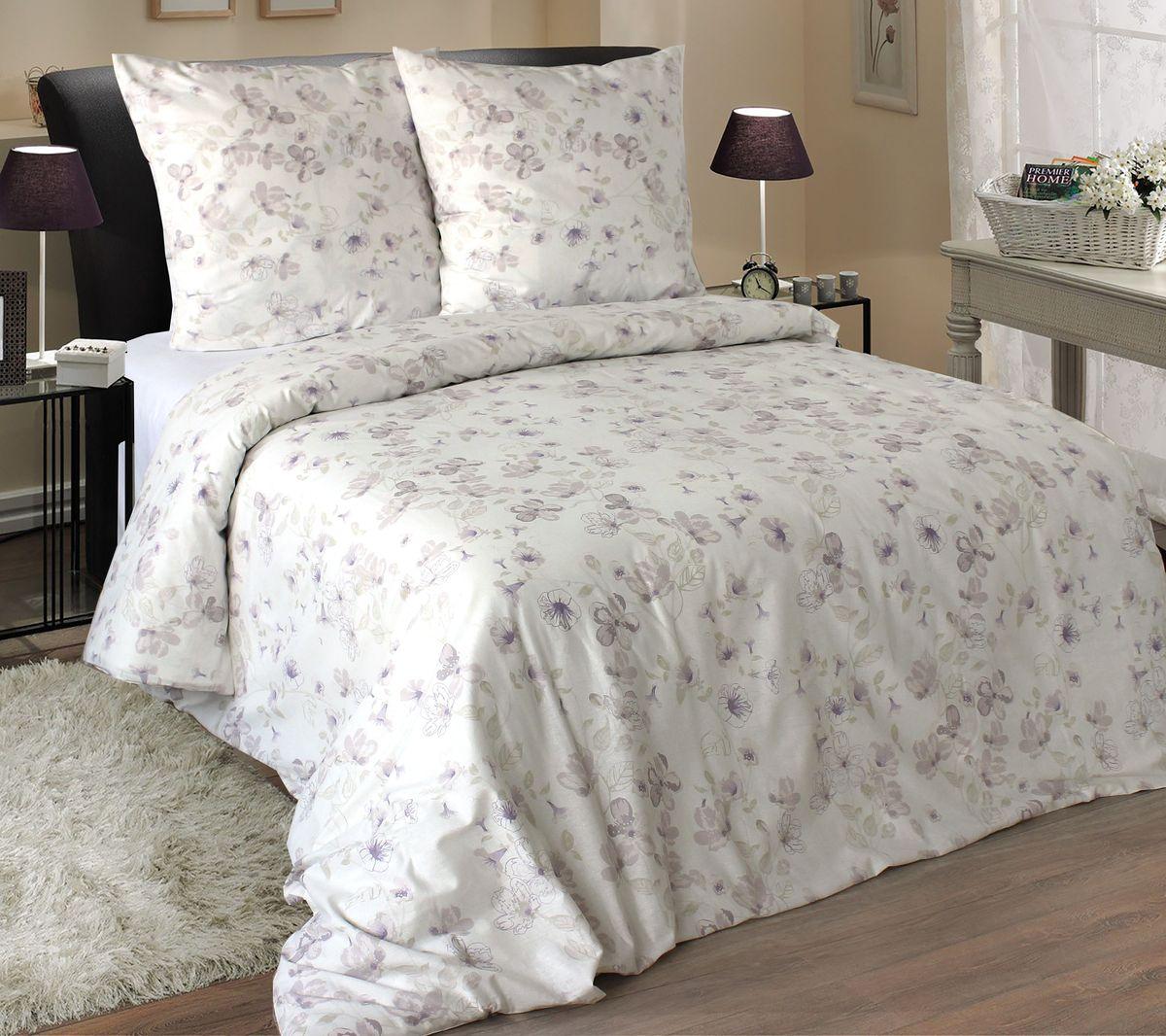 Комплект белья Коллекция Эмили 2, 1,5-спальный, наволочки 50x70. БК1,5/50/ОЗ/эми2БК1,5/50/ОЗ/эми2
