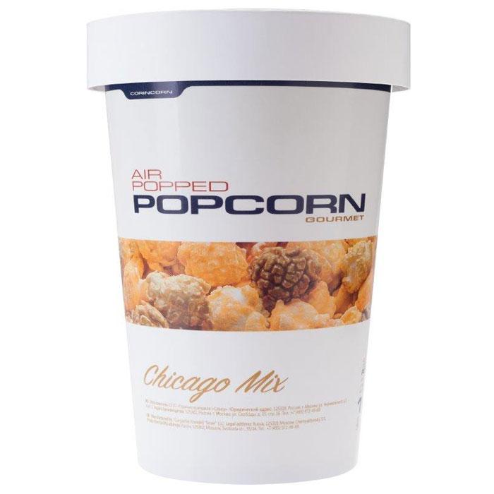 CorinCorn Чикаго Микс попкорн готовый, 110 г Н00003786