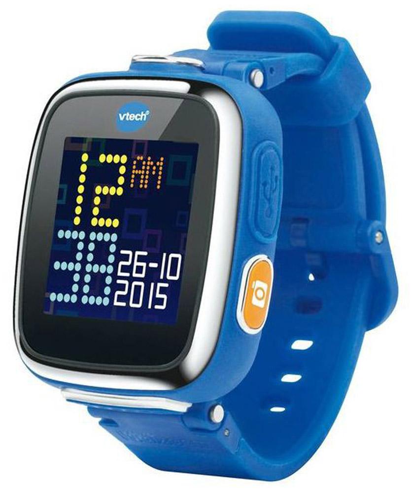 Vtech Детские наручные часы Kidizoom SmartWatch DX цвет синий 80-171600