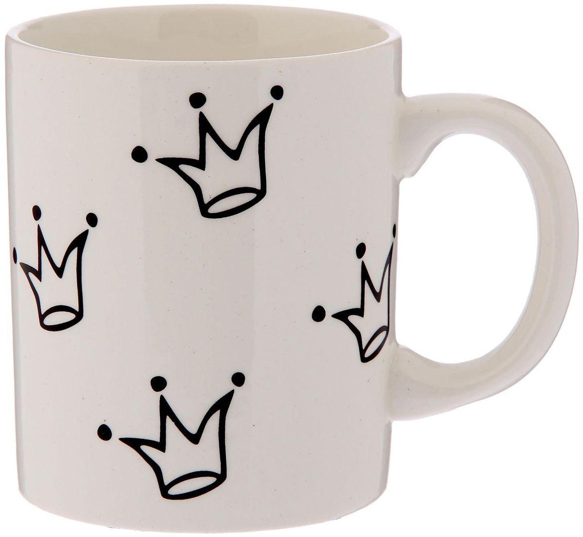 Кружка Сотвори чудо My Little Crown, 320 мл2277830Хотите обновить интерьер кухни или гостиной? Устраиваете необычную фотосессию или тематический праздник? А может, просто ищете подарок для близкого человека? Кружка станет любимым аксессуаром на долгие годы. Относитесь к изделию бережно, и оно будет дарить прекрасное настроение каждый день!