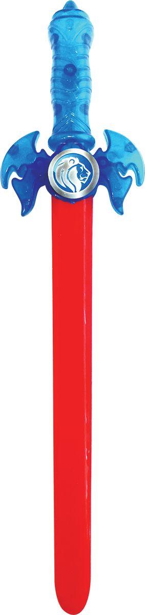 Супергерой Меч фруктовое драже с игрушкой, 5 гУТ18525Меч из пластика светящийся. Длина 22 см. С батарейками, 2 шт.