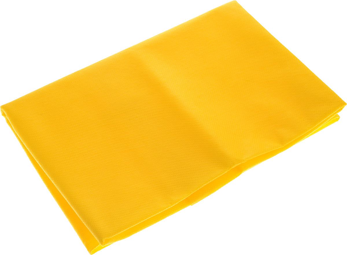 Скатерть Скатерочка, цвет: желтый, 110 х 140 смСКТ04808