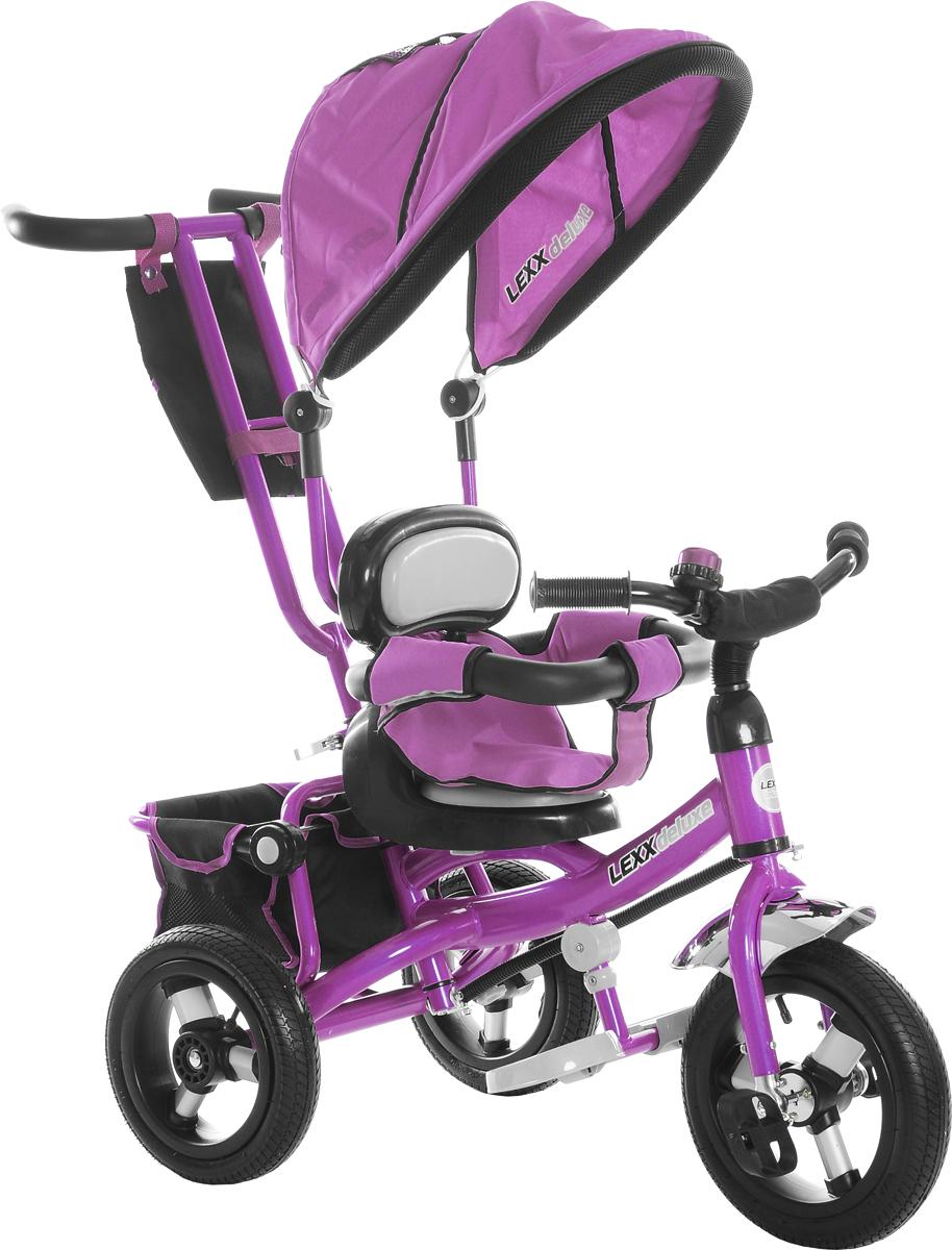 GT Велосипед-каталка GT7853 Lexx Deluxe цвет фиолетовый