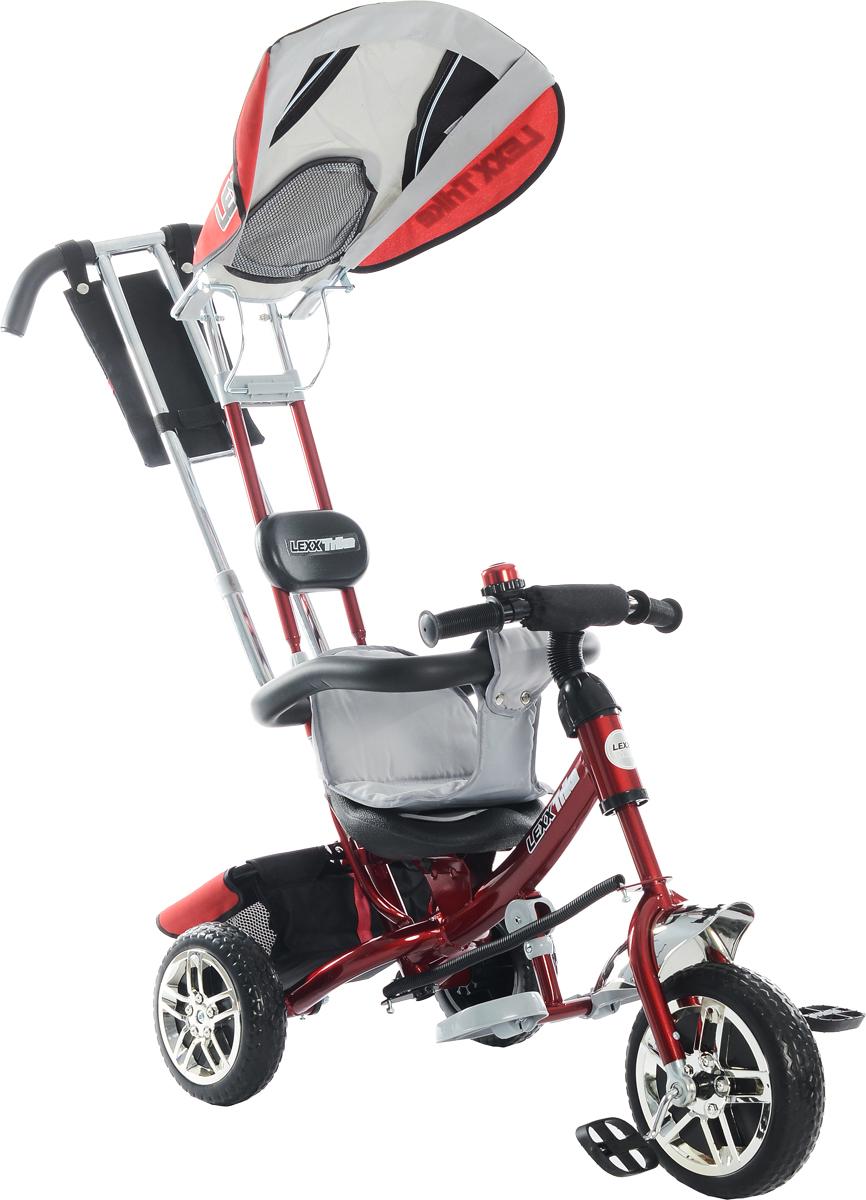 GT Велосипед-каталка GT5544 Lexx Trike цвет красный