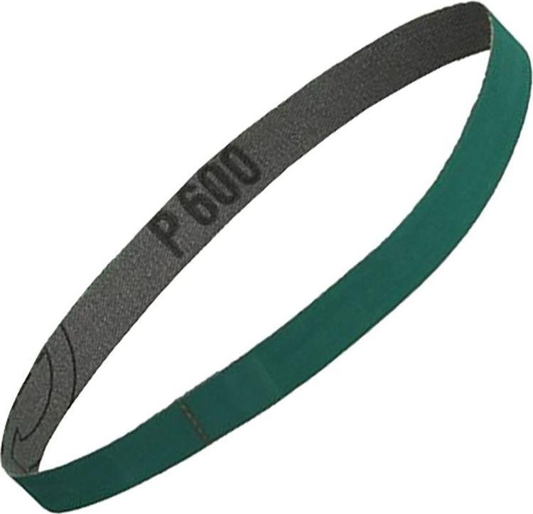 Ремень сменный Work Sharp Aluminum Oxide-P6400, для электроточилки WSKTSDR/PP0002456Work Sharp DR/PP0002456 – абразивный ремень на электроточилку WSKTS. Ремень из оксида алюминия имеет зернистость 600 грит, предназначен для заточки ножей, лезвие которых по краям имеет незначительные дефекты. Также может использоваться для затачивания ножниц.