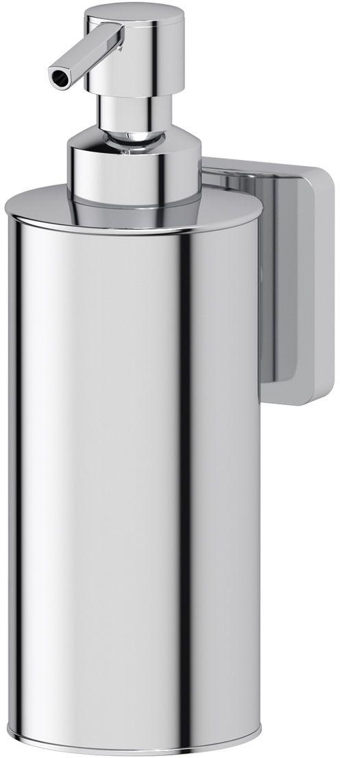 Емкость для жидкого мыла Ellux Avantgarde, цвет: хром. AVA 010AVA 010Аксессуары торговой марки Ellux производятся на заводе ELLUX Gluck s.r.o., имеющем 20-летний опыт работы. Предприятие расположено в Злинском крае, исторически знаменитом своим промышленным потенциалом. Компоненты из всемирно известного богемского хрусталя выгодно дополняют серии аксессуаров. Широкий ассортимент, разнообразие форм, высочайшее качество исполнения и техническое?совершенство продукции отвечают самым высоким требованиям. Продукция завода Ellux представлена на российском рынке уже более 10 лет и за это время успела завоевать заслуженную популярность у покупателей, отдающих предпочтение дорогой и качественной продукции. 100% made in Czech Republic Весь цикл производства изделий осуществляется на территории Чешской республики. Варианты комплектации. Покупателям предоставляется возможность выбирать хрустальные компоненты (стакан, мыльница, дозатор жидкого мыла) в матовом и прозрачном исполнении. Обратите внимание, что хрустальные колбы туалетного ерша и стеклянные...