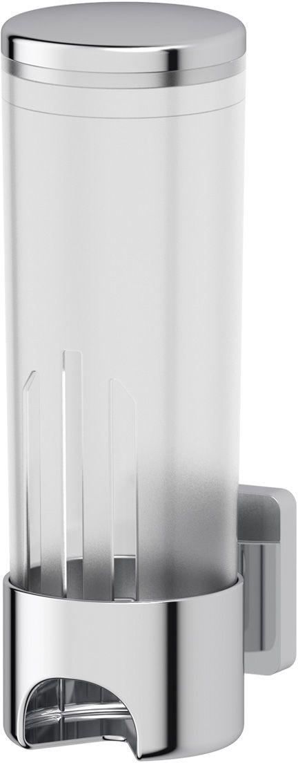 Контейнер для косметических дисков Ellux Avantgarde, цвет: хром. AVA 060AVA 060Аксессуары торговой марки Ellux производятся на заводе ELLUX Gluck s.r.o., имеющем 20-летний опыт работы. Предприятие расположено в Злинском крае, исторически знаменитом своим промышленным потенциалом. Компоненты из всемирно известного богемского хрусталя выгодно дополняют серии аксессуаров. Широкий ассортимент, разнообразие форм, высочайшее качество исполнения и техническое?совершенство продукции отвечают самым высоким требованиям. Продукция завода Ellux представлена на российском рынке уже более 10 лет и за это время успела завоевать заслуженную популярность у покупателей, отдающих предпочтение дорогой и качественной продукции. 100% made in Czech Republic Весь цикл производства изделий осуществляется на территории Чешской республики. Высококачественная латунь — дорогостоящий многокомпонентный медный сплав с основным легирующим элементом – цинком. Обладает высокой прочностью и коррозионной стойкостью. Считается лучшим материалом для изготовления аксессуаров, смесителей и...