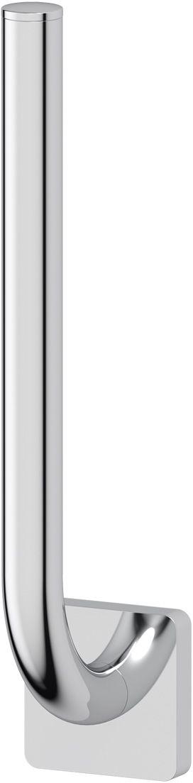 Держатель запасных рулонов туалетной бумаги Ellux Avantgarde, цвет: хром. AVA 064AVA 064Аксессуары торговой марки Ellux производятся на заводе ELLUX Gluck s.r.o., имеющем 20-летний опыт работы. Предприятие расположено в Злинском крае, исторически знаменитом своим промышленным потенциалом. Компоненты из всемирно известного богемского хрусталя выгодно дополняют серии аксессуаров. Широкий ассортимент, разнообразие форм, высочайшее качество исполнения и техническое?совершенство продукции отвечают самым высоким требованиям. Продукция завода Ellux представлена на российском рынке уже более 10 лет и за это время успела завоевать заслуженную популярность у покупателей, отдающих предпочтение дорогой и качественной продукции. 100% made in Czech Republic Весь цикл производства изделий осуществляется на территории Чешской республики. Высококачественная латунь — дорогостоящий многокомпонентный медный сплав с основным легирующим элементом – цинком. Обладает высокой прочностью и коррозионной стойкостью. Считается лучшим материалом для изготовления аксессуаров, смесителей и...