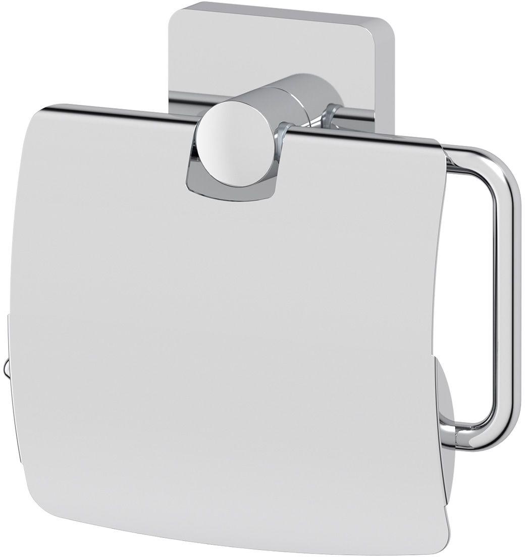 Держатель туалетной бумаги Ellux Avantgarde, с крышкой, цвет: хром. AVA 066AVA 066Аксессуары торговой марки Ellux производятся на заводе ELLUX Gluck s.r.o., имеющем 20-летний опыт работы. Предприятие расположено в Злинском крае, исторически знаменитом своим промышленным потенциалом. Компоненты из всемирно известного богемского хрусталя выгодно дополняют серии аксессуаров. Широкий ассортимент, разнообразие форм, высочайшее качество исполнения и техническое?совершенство продукции отвечают самым высоким требованиям. Продукция завода Ellux представлена на российском рынке уже более 10 лет и за это время успела завоевать заслуженную популярность у покупателей, отдающих предпочтение дорогой и качественной продукции. 100% made in Czech Republic Весь цикл производства изделий осуществляется на территории Чешской республики. Высококачественная латунь — дорогостоящий многокомпонентный медный сплав с основным легирующим элементом – цинком. Обладает высокой прочностью и коррозионной стойкостью. Считается лучшим материалом для изготовления аксессуаров, смесителей и...