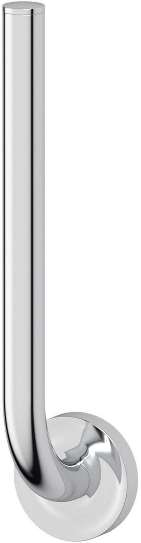 Держатель запасных рулонов туалетной бумаги Ellux Elegance, цвет: хром. ELE 064ELE 064Аксессуары торговой марки Ellux производятся на заводе ELLUX Gluck s.r.o., имеющем 20-летний опыт работы. Предприятие расположено в Злинском крае, исторически знаменитом своим промышленным потенциалом. Компоненты из всемирно известного богемского хрусталя выгодно дополняют серии аксессуаров. Широкий ассортимент, разнообразие форм, высочайшее качество исполнения и техническое?совершенство продукции отвечают самым высоким требованиям. Продукция завода Ellux представлена на российском рынке уже более 10 лет и за это время успела завоевать заслуженную популярность у покупателей, отдающих предпочтение дорогой и качественной продукции. 100% made in Czech Republic Весь цикл производства изделий осуществляется на территории Чешской республики. Высококачественная латунь — дорогостоящий многокомпонентный медный сплав с основным легирующим элементом – цинком. Обладает высокой прочностью и коррозионной стойкостью. Считается лучшим материалом для изготовления аксессуаров, смесителей и...