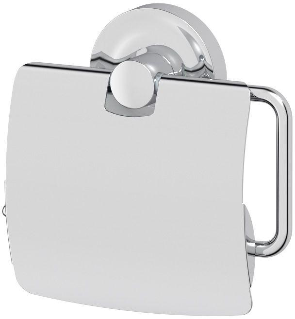 Держатель туалетной бумаги Ellux Elegance, с крышкой, цвет: хром. ELE 066ELE 066Аксессуары торговой марки Ellux производятся на заводе ELLUX Gluck s.r.o., имеющем 20-летний опыт работы. Предприятие расположено в Злинском крае, исторически знаменитом своим промышленным потенциалом. Компоненты из всемирно известного богемского хрусталя выгодно дополняют серии аксессуаров. Широкий ассортимент, разнообразие форм, высочайшее качество исполнения и техническое?совершенство продукции отвечают самым высоким требованиям. Продукция завода Ellux представлена на российском рынке уже более 10 лет и за это время успела завоевать заслуженную популярность у покупателей, отдающих предпочтение дорогой и качественной продукции. 100% made in Czech Republic Весь цикл производства изделий осуществляется на территории Чешской республики. Высококачественная латунь — дорогостоящий многокомпонентный медный сплав с основным легирующим элементом – цинком. Обладает высокой прочностью и коррозионной стойкостью. Считается лучшим материалом для изготовления аксессуаров, смесителей и...
