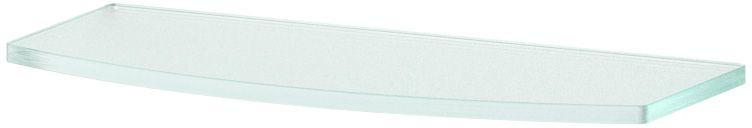 Полка для ванной Ellux, 30 см, для ELE 033, цвет: матовое стекло. ELU 011ELU 011Аксессуары торговой марки Ellux производятся на заводе ELLUX Gluck s.r.o., имеющем 20-летний опыт работы. Предприятие расположено в Злинском крае, исторически знаменитом своим промышленным потенциалом. Компоненты из всемирно известного богемского хрусталя выгодно дополняют серии аксессуаров. Широкий ассортимент, разнообразие форм, высочайшее качество исполнения и техническое?совершенство продукции отвечают самым высоким требованиям. Продукция завода Ellux представлена на российском рынке уже более 10 лет и за это время успела завоевать заслуженную популярность у покупателей, отдающих предпочтение дорогой и качественной продукции. 100% made in Czech Republic Весь цикл производства изделий осуществляется на территории Чешской республики. В производстве полок используется высококачественное матированное стекло марки Satinovo Mate Clear. Saint-Gobain Glass признанный мировой лидер в производстве высококачественного стекла, поэтому для производства стеклянных полок применяется...