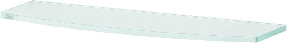 Полка для ванной Ellux, 40 см, для ELE 033, цвет: матовое стекло. ELU 013ELU 013Аксессуары торговой марки Ellux производятся на заводе ELLUX Gluck s.r.o., имеющем 20-летний опыт работы. Предприятие расположено в Злинском крае, исторически знаменитом своим промышленным потенциалом. Компоненты из всемирно известного богемского хрусталя выгодно дополняют серии аксессуаров. Широкий ассортимент, разнообразие форм, высочайшее качество исполнения и техническое?совершенство продукции отвечают самым высоким требованиям. Продукция завода Ellux представлена на российском рынке уже более 10 лет и за это время успела завоевать заслуженную популярность у покупателей, отдающих предпочтение дорогой и качественной продукции. 100% made in Czech Republic Весь цикл производства изделий осуществляется на территории Чешской республики. В производстве полок используется высококачественное матированное стекло марки Satinovo Mate Clear. Saint-Gobain Glass признанный мировой лидер в производстве высококачественного стекла, поэтому для производства стеклянных полок применяется...