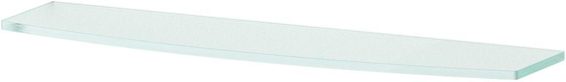 Полка для ванной Ellux, 50 см, для ELE 033, цвет: матовое стекло. ELU 015ELU 015Аксессуары торговой марки Ellux производятся на заводе ELLUX Gluck s.r.o., имеющем 20-летний опыт работы. Предприятие расположено в Злинском крае, исторически знаменитом своим промышленным потенциалом. Компоненты из всемирно известного богемского хрусталя выгодно дополняют серии аксессуаров. Широкий ассортимент, разнообразие форм, высочайшее качество исполнения и техническое?совершенство продукции отвечают самым высоким требованиям. Продукция завода Ellux представлена на российском рынке уже более 10 лет и за это время успела завоевать заслуженную популярность у покупателей, отдающих предпочтение дорогой и качественной продукции. 100% made in Czech Republic Весь цикл производства изделий осуществляется на территории Чешской республики. В производстве полок используется высококачественное матированное стекло марки Satinovo Mate Clear. Saint-Gobain Glass признанный мировой лидер в производстве высококачественного стекла, поэтому для производства стеклянных полок применяется...